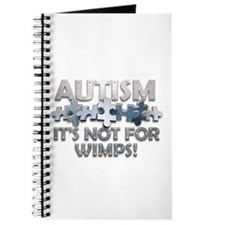 Autism: Not For Wimps! Journal