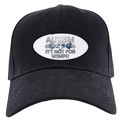 Autism: Not For Wimps! Black Cap