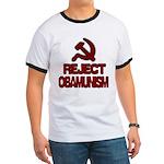 Reject Obamunism Ringer T