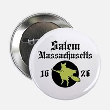 "Salem Massachusetts 2.25"" Button"