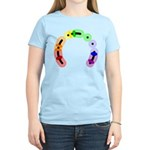 Queer Morse Arc Women's Light T-Shirt
