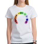 Queer Morse Arc Women's T-Shirt