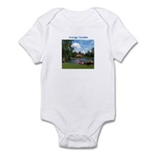 Sundborn Lake Scene Infant Bodysuit