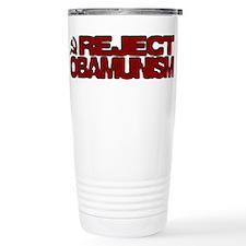 Reject Obamunism Travel Mug