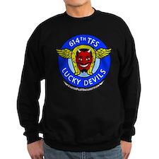 614th TFS Lucky Devils Sweatshirt