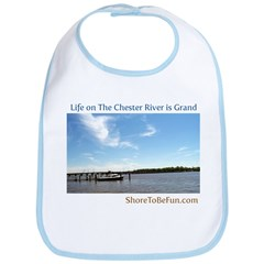 On The Chester River Bib