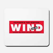 WIND Chicago 1957 -  Mousepad