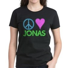 Peace Love Jonas Tee