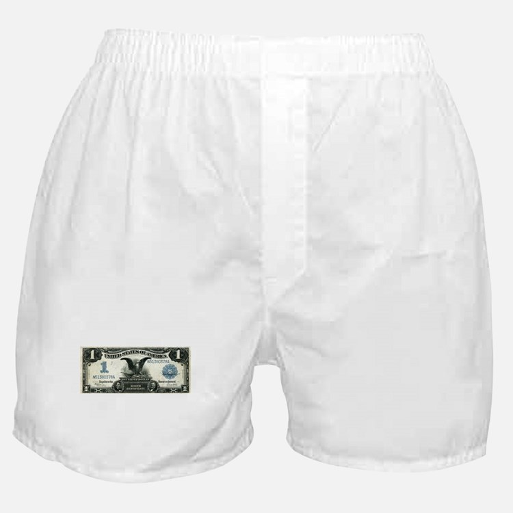 Cute Currency Boxer Shorts