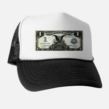 Unique Coin Trucker Hat