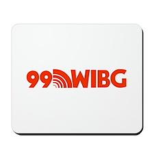 WIBG Philadelphia 1973 -  Mousepad