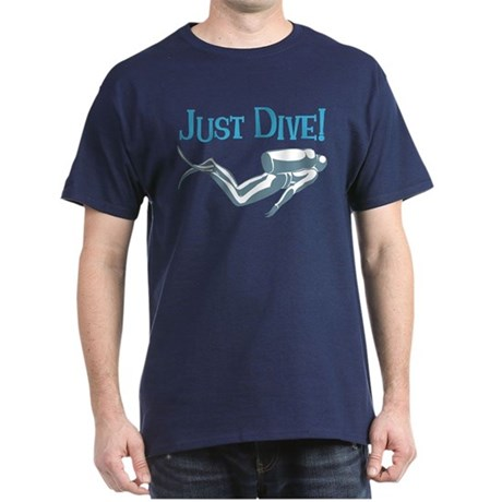 Just Dive Dark T-Shirt