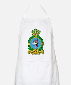 32d FS Slobberin' Wolfhounds BBQ Apron