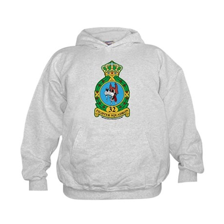 32d FS Slobberin' Wolfhounds Kids Hoodie