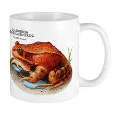 California Red-Legged Frog Mug