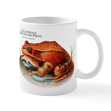 California Red-Legged Frog Small Mug