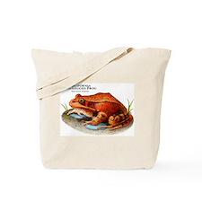 California Red-Legged Frog Tote Bag