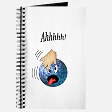 Frantic Bowling Ball Journal