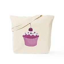 Mary Jane's Pink Cupcake Tote Bag