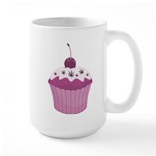 Mary Jane's Pink Cupcake Mug