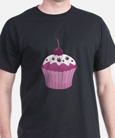 Mary Jane's Pink Cupcake T-Shirt