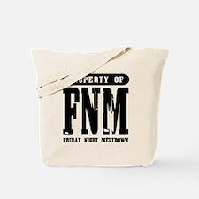 FNM 1 Tote Bag