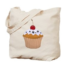 Mary Jane's Cupcake (Color) Tote Bag