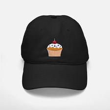 Mary Jane's Cupcake (Color) Baseball Hat