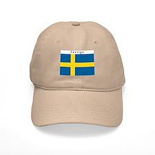 Swedish Flag Baseball Cap