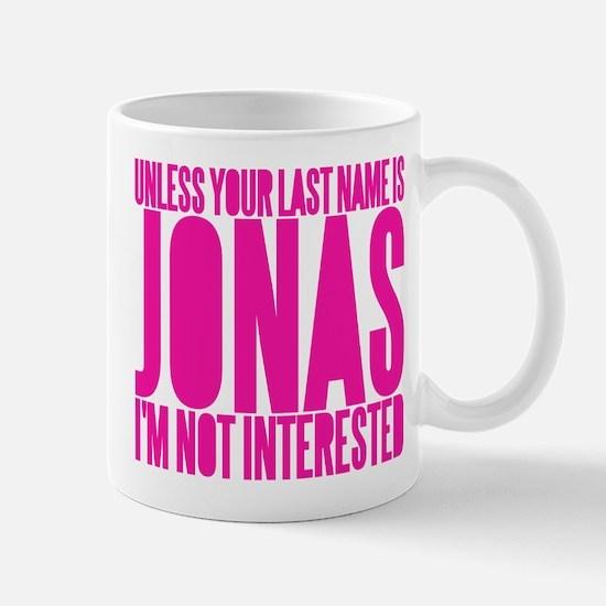 Only A Jonas Bro. Mug