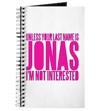 Only A Jonas Bro. Journal