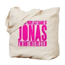 Only A Jonas Bro. Tote Bag