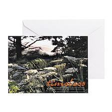 Native American Earth Greeting Card