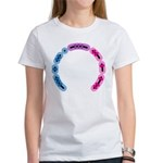 Bisexual Morse Arc Women's T-Shirt