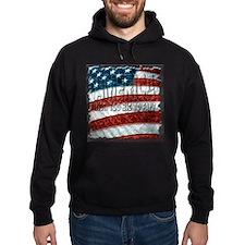 America (not) too big to fail Hoodie