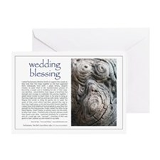 Wedding Blessing Greeting Card