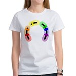 Gay Morse Arc Women's T-Shirt