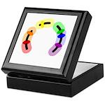 Gay Morse Arc Keepsake Box
