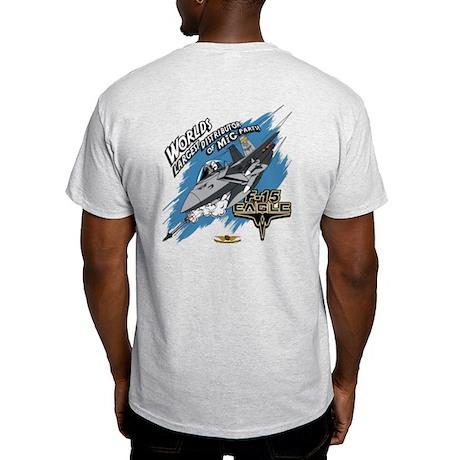 53d FS Back & Front Design Light T-Shirt