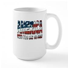 America (not) too big to fail Mug