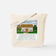 House Blessing (Brigid) Tote Bag