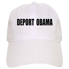 Deport Obama Baseball Cap