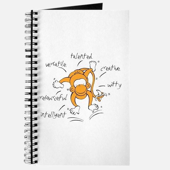 Chinese Birth Sign - Monkey - Journal