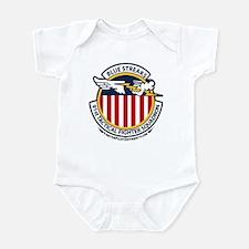 91st TFS Blue Streaks Infant Bodysuit