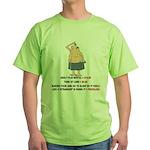 Stranger Green T-Shirt