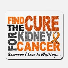 Find The Cure 1 KIDNEY CANCER Mousepad