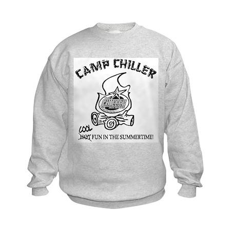 Camp Chiller '06 Kids Sweatshirt