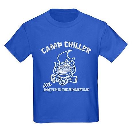 Camp Chiller '06 Kids Dark T-Shirt