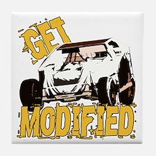 Get Modified Tile Coaster