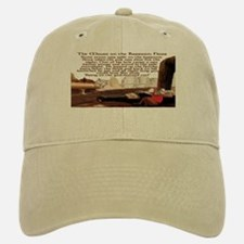 Mouse on the Pub Floor Baseball Baseball Baseball Cap